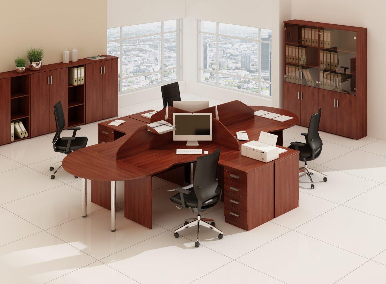 Мебель для персонала Стиль II - фото 12