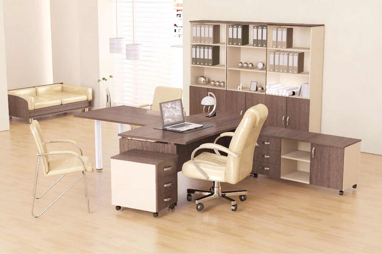 Мебель для персонала Модерн - фото 4