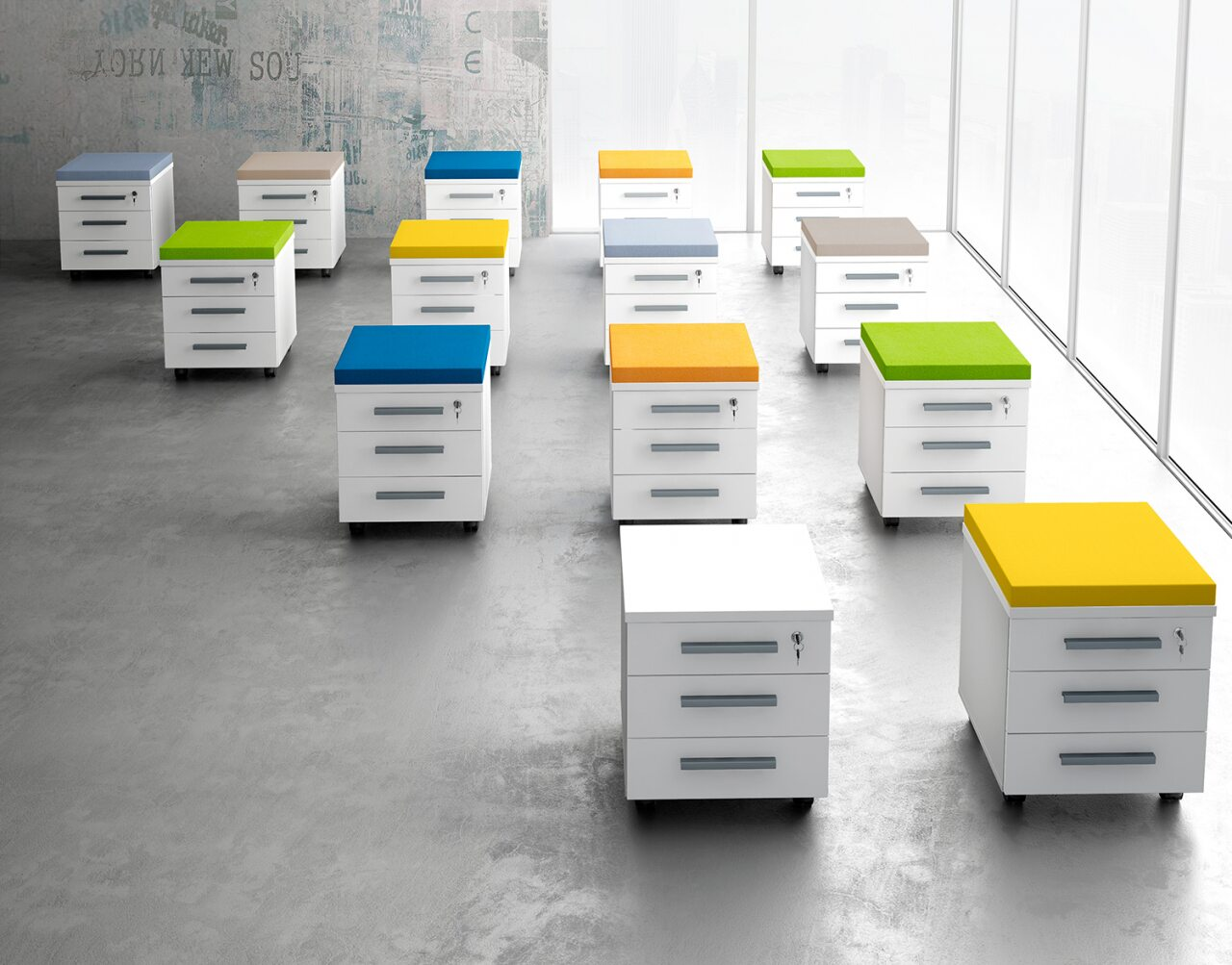Мебель для персонала GLOSS - фото 4