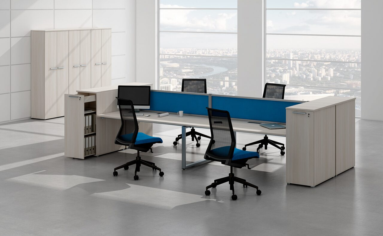 Мебель для персонала GLOSS - фото 5