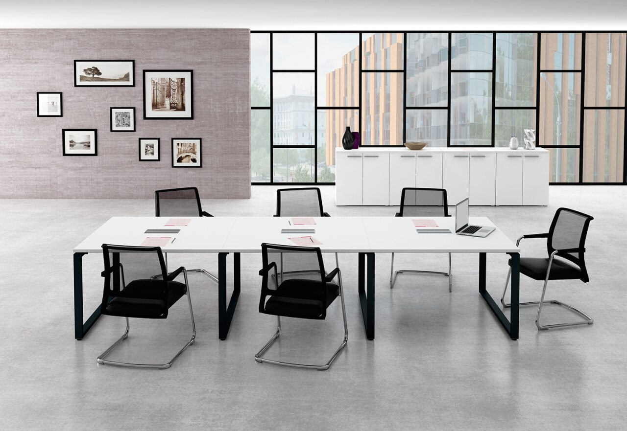 Стол для переговоров GLOSS - фото 7