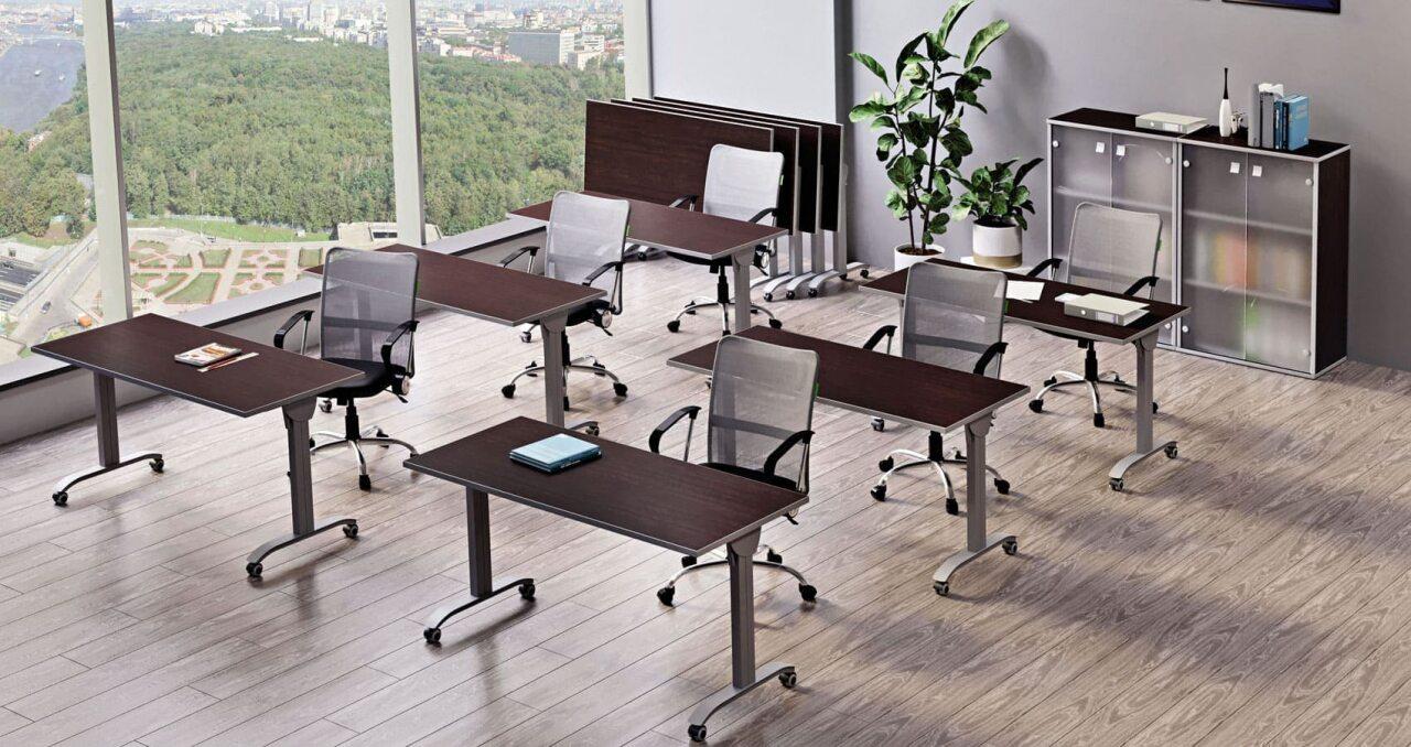 Стол для переговоров MOBILE SYSTEM - фото 3