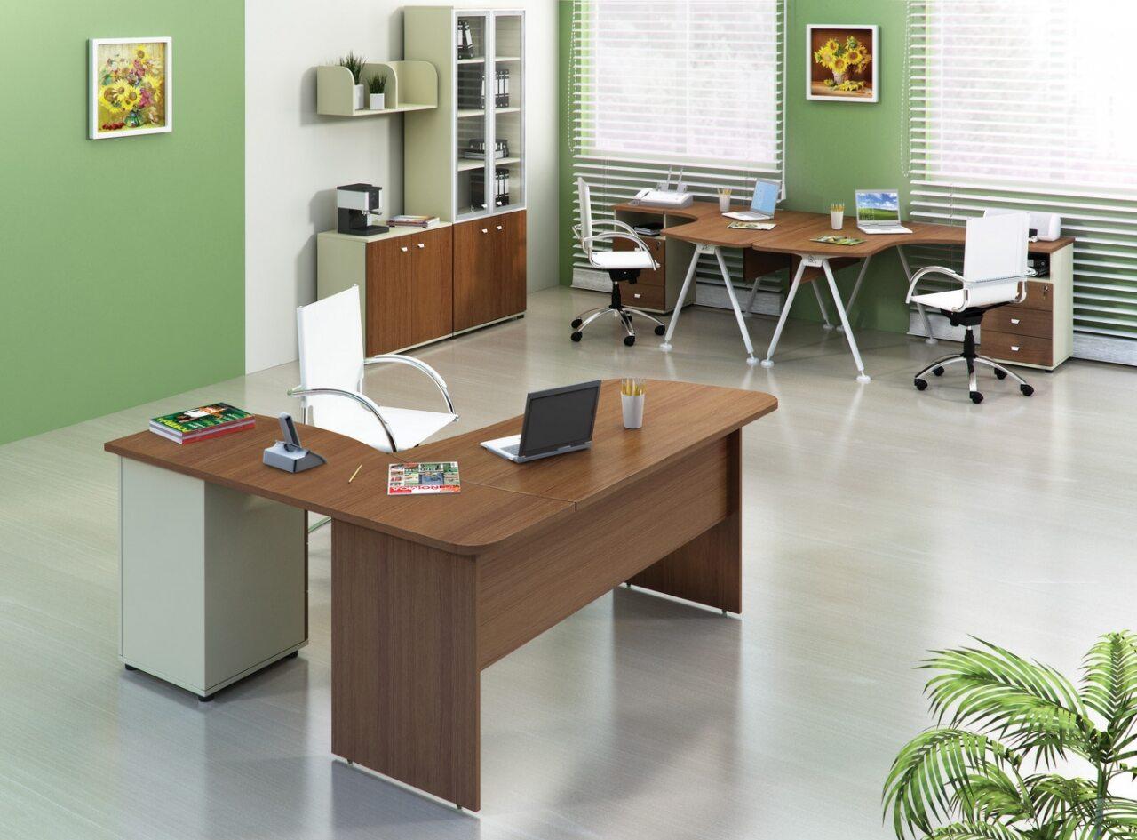 Мебель для персонала Gamma (Гамма) - фото 3