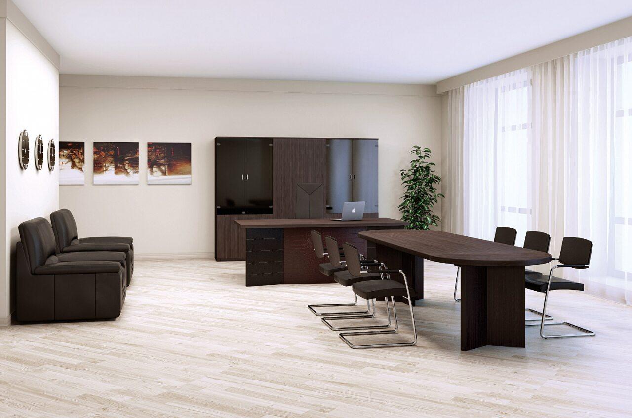Стол для переговоров Sirius, Positano - фото 4