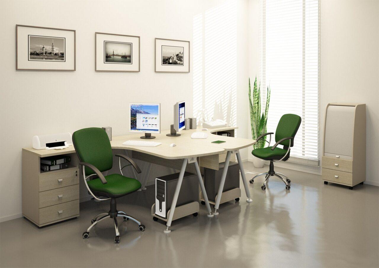 Мебель для персонала Gamma (Гамма) - фото 4