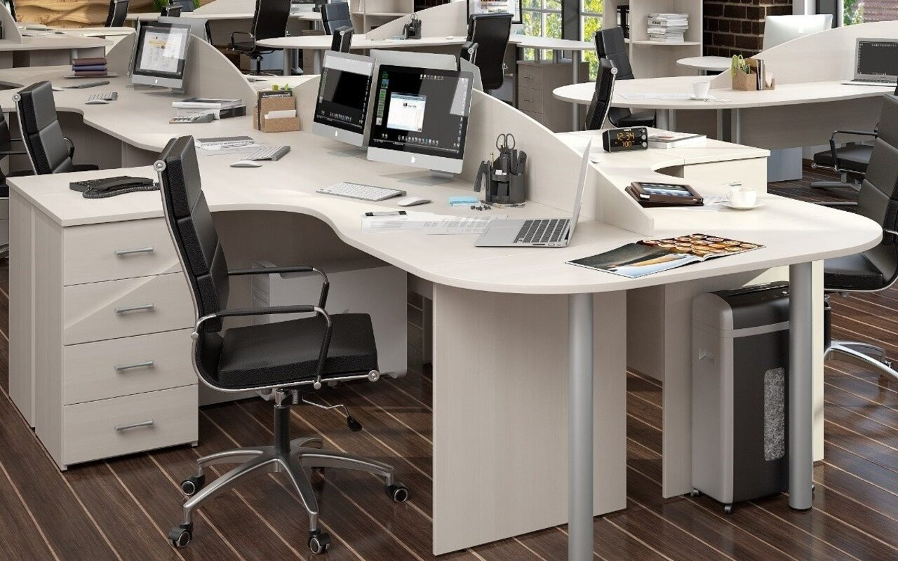 Мебель для персонала Монолит - фото 2