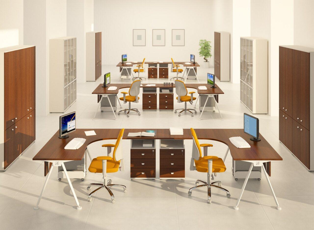 Мебель для персонала Gamma (Гамма) - фото 6