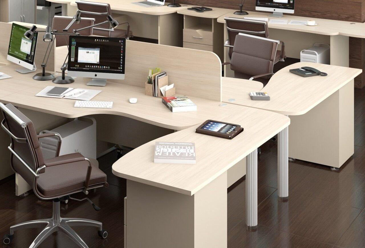 Мебель для персонала Модерн - фото 5