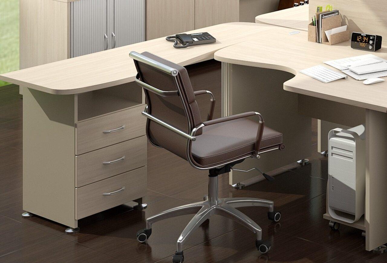 Мебель для персонала Модерн - фото 7