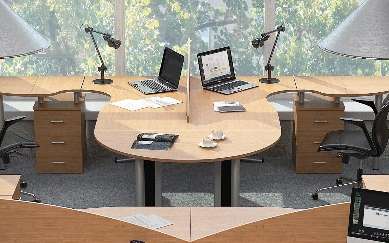 Мебель для персонала Монолит - фото 8
