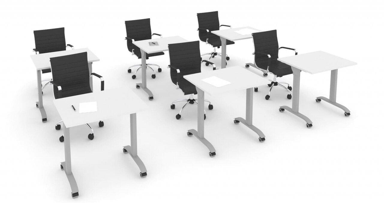 Стол для переговоров MOBILE SYSTEM - фото 17