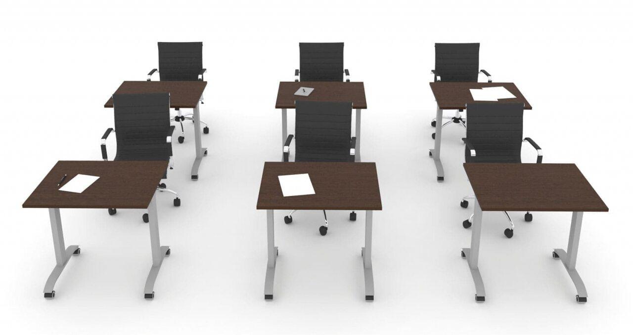 Стол для переговоров MOBILE SYSTEM - фото 4