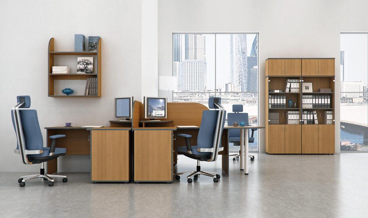 Мебель для персонала Агат - фото 11