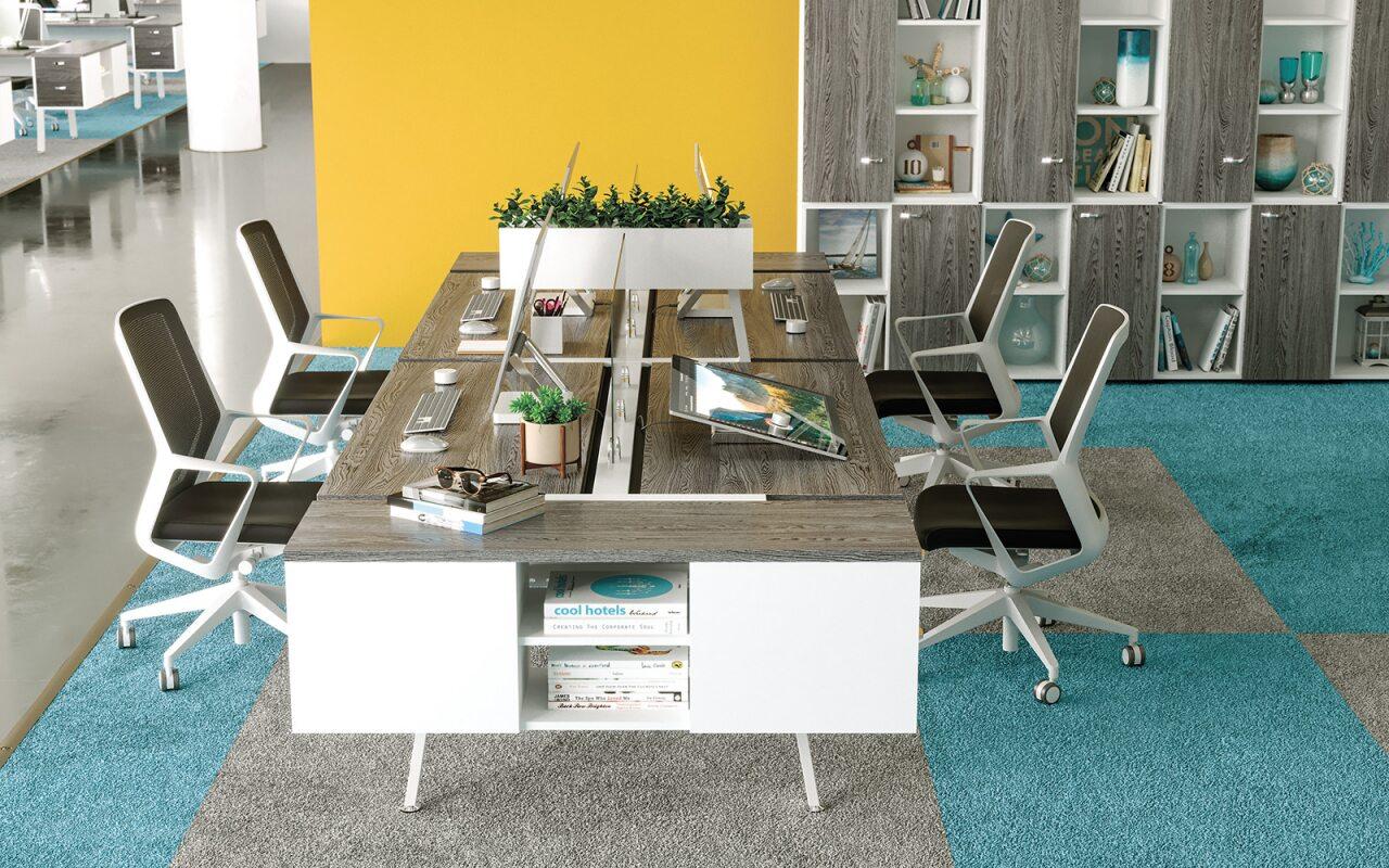 Мебель для персонала Air Zone - фото 3