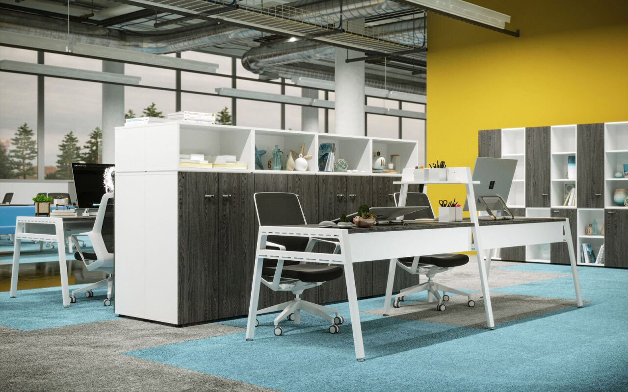 Мебель для персонала Air Zone - фото 5