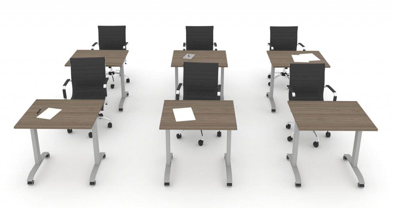 Стол для переговоров MOBILE SYSTEM - фото 8