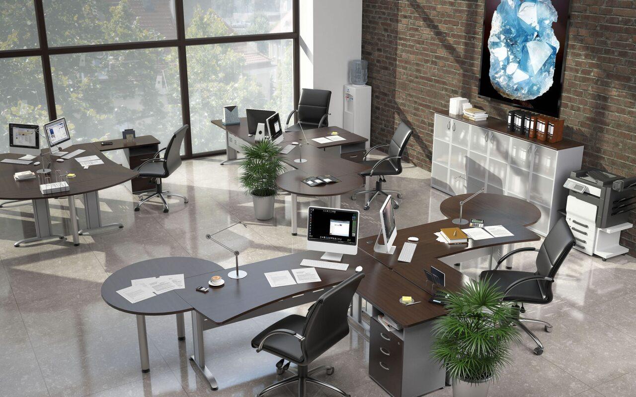 Мебель для персонала BekWem - фото 4