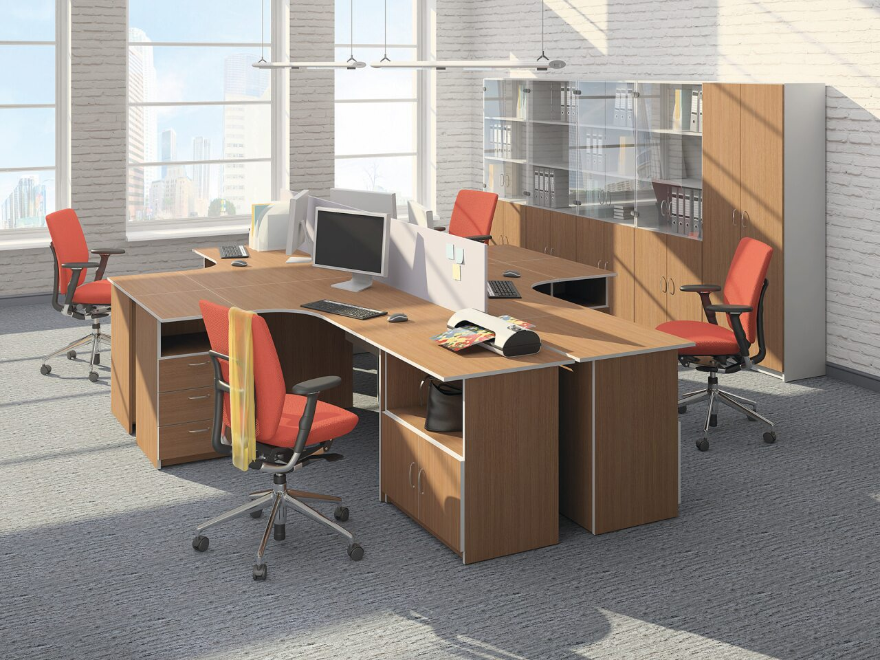 Мебель для персонала Бюджет - фото 9