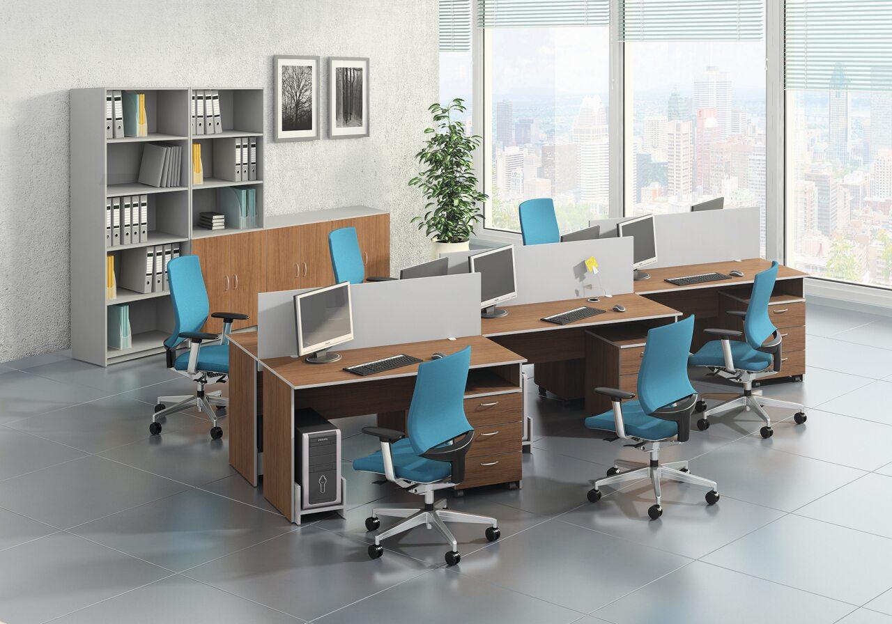 Мебель для персонала Бюджет - фото 10