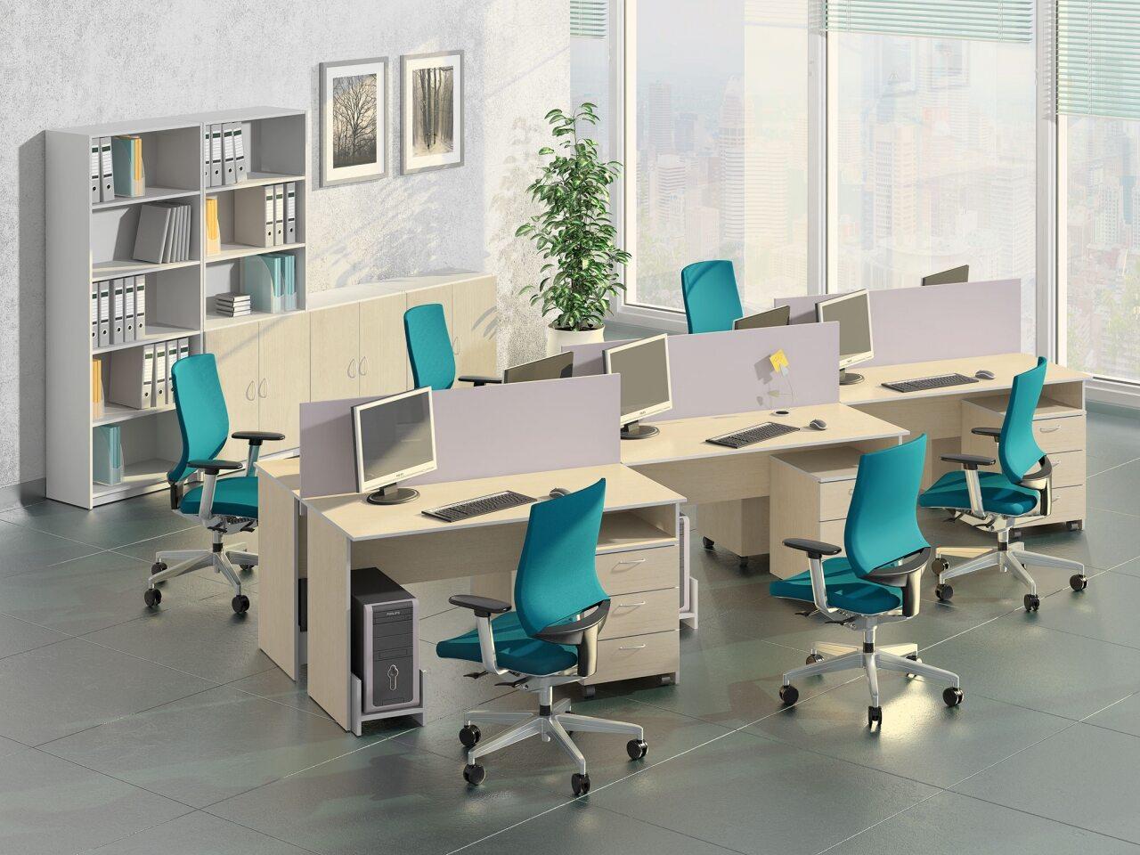 Мебель для персонала Бюджет - фото 7