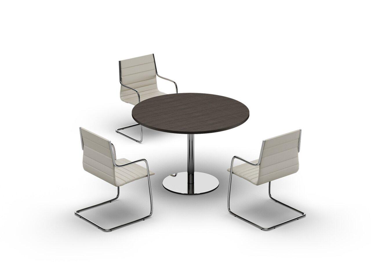 Стол для переговоров Orbis-Carre Meeting - фото 6