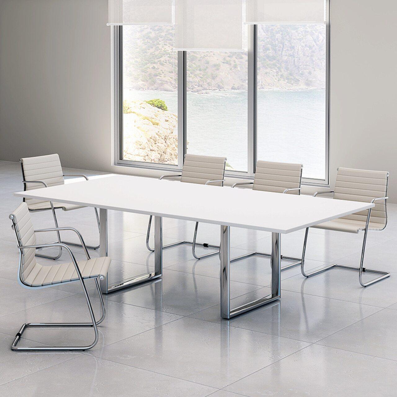 Стол для переговоров Orbis-Carre Meeting - фото 3