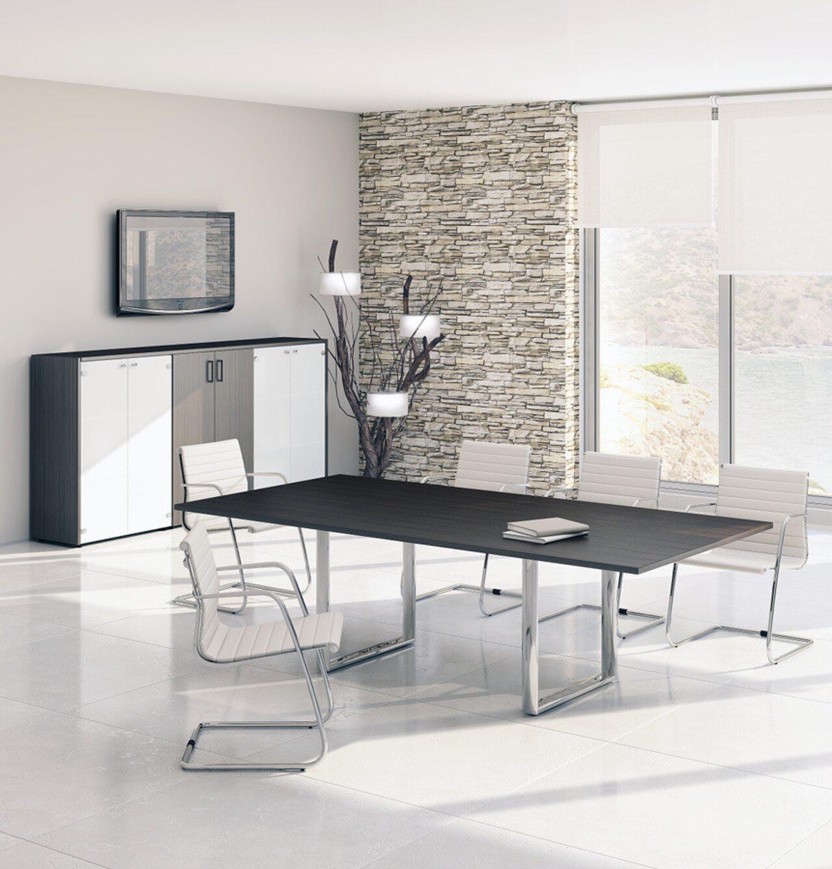 Стол для переговоров Orbis-Carre Meeting - фото 5