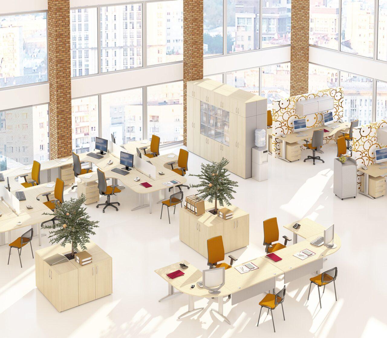 Мебель для персонала EDEN - фото 3