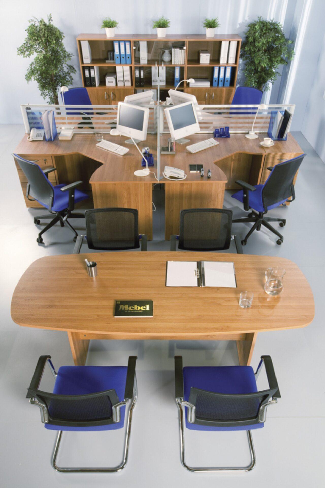 Стол для переговоров ФОРМУЛА МФ - фото 2