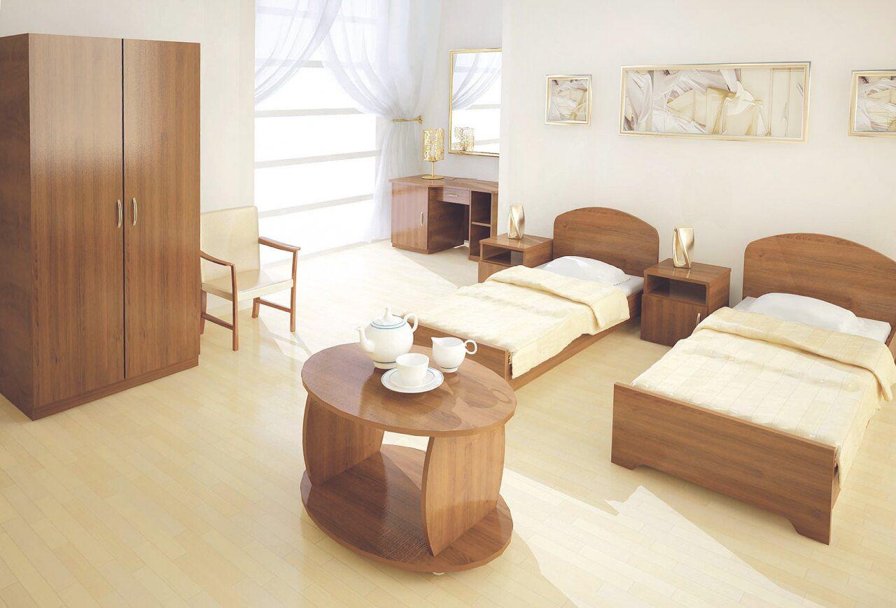 Мебель для гостиниц Монолит - фото 2