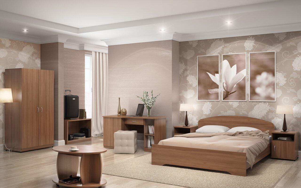 Мебель для гостиниц Монолит - фото 3