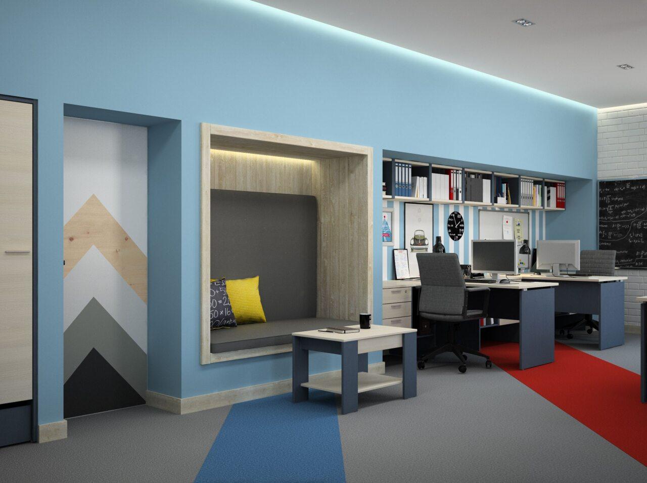 Мебель для персонала Инновация - фото 13
