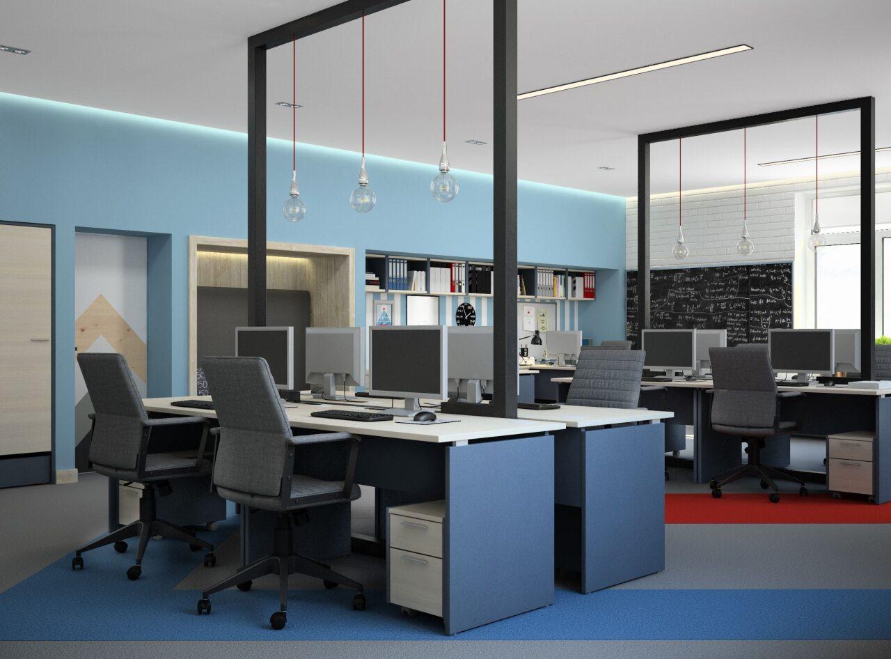 Мебель для персонала Инновация - фото 15