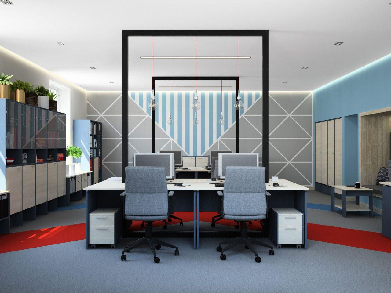 Мебель для персонала Инновация - фото 16