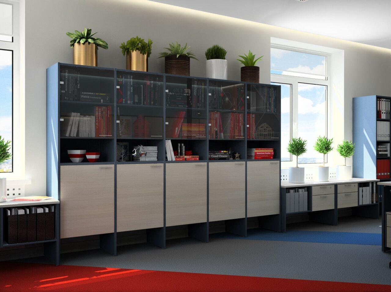 Мебель для персонала Инновация - фото 10