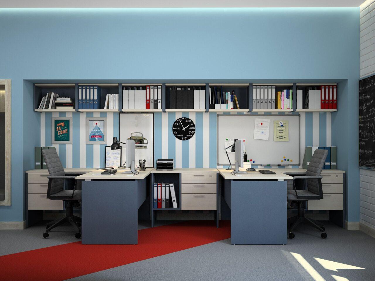 Мебель для персонала Инновация - фото 11