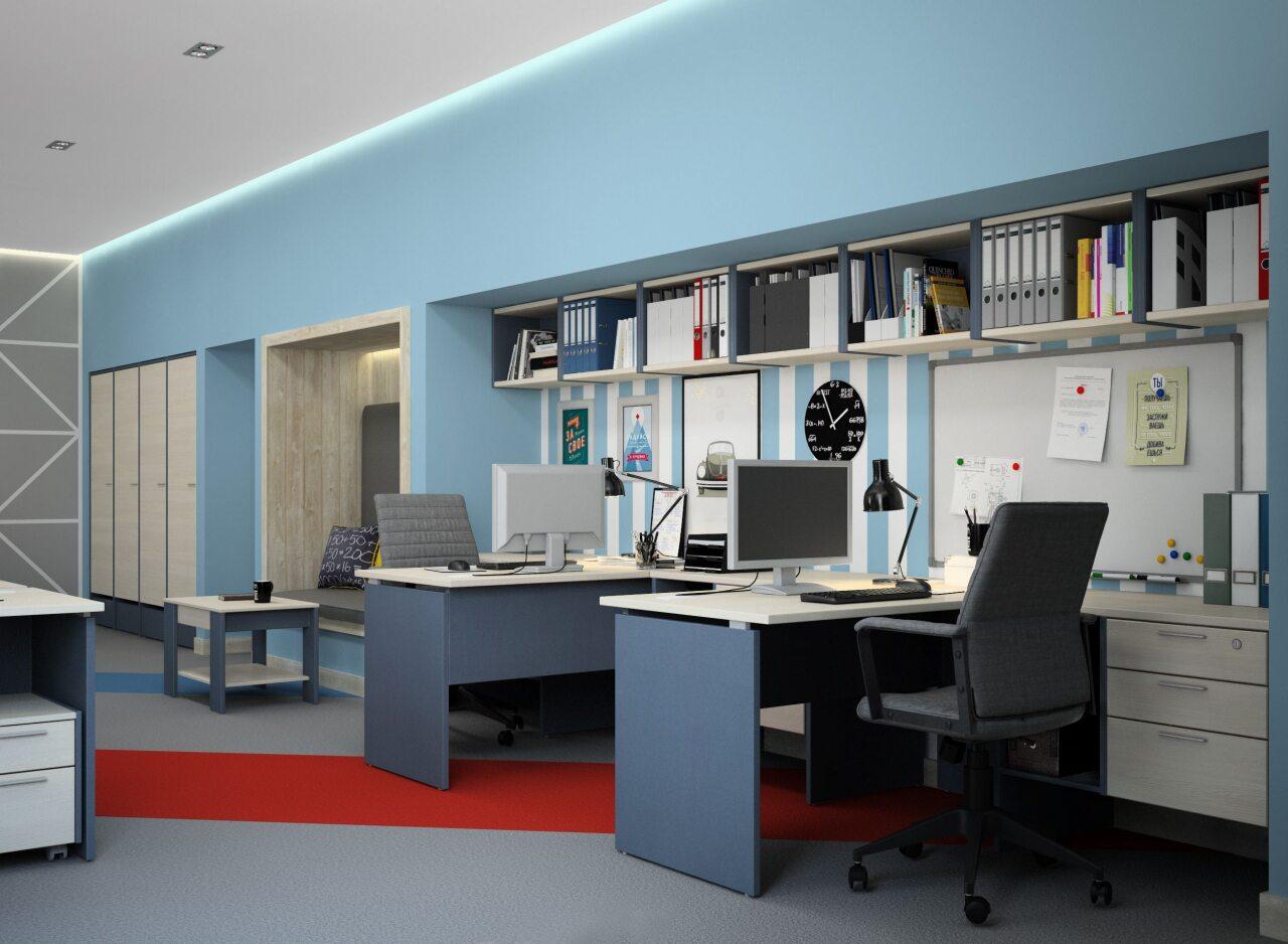 Мебель для персонала Инновация - фото 12