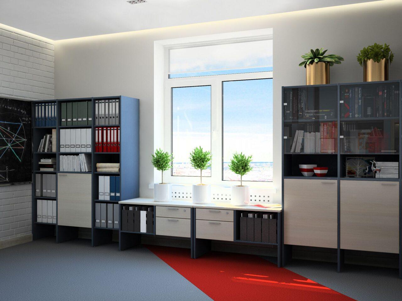 Мебель для персонала Инновация - фото 17