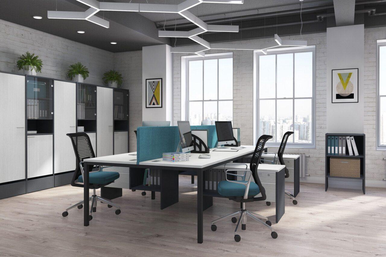 Мебель для персонала Инновация - фото 26