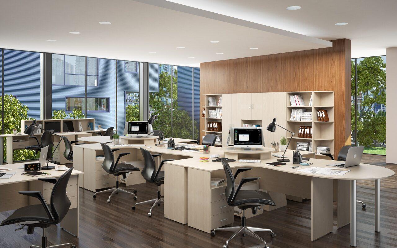 Мебель для персонала Канц - фото 9