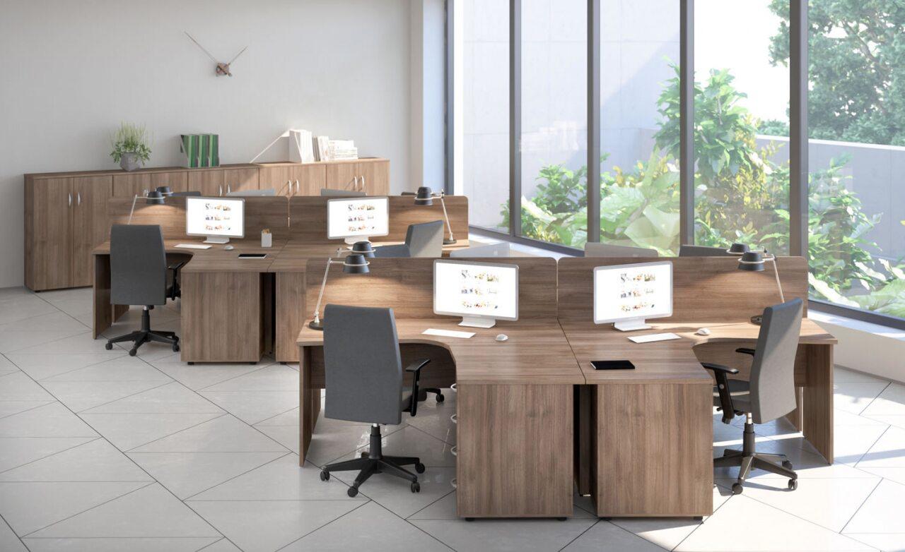 Мебель для персонала КОМФОРТ - фото 2