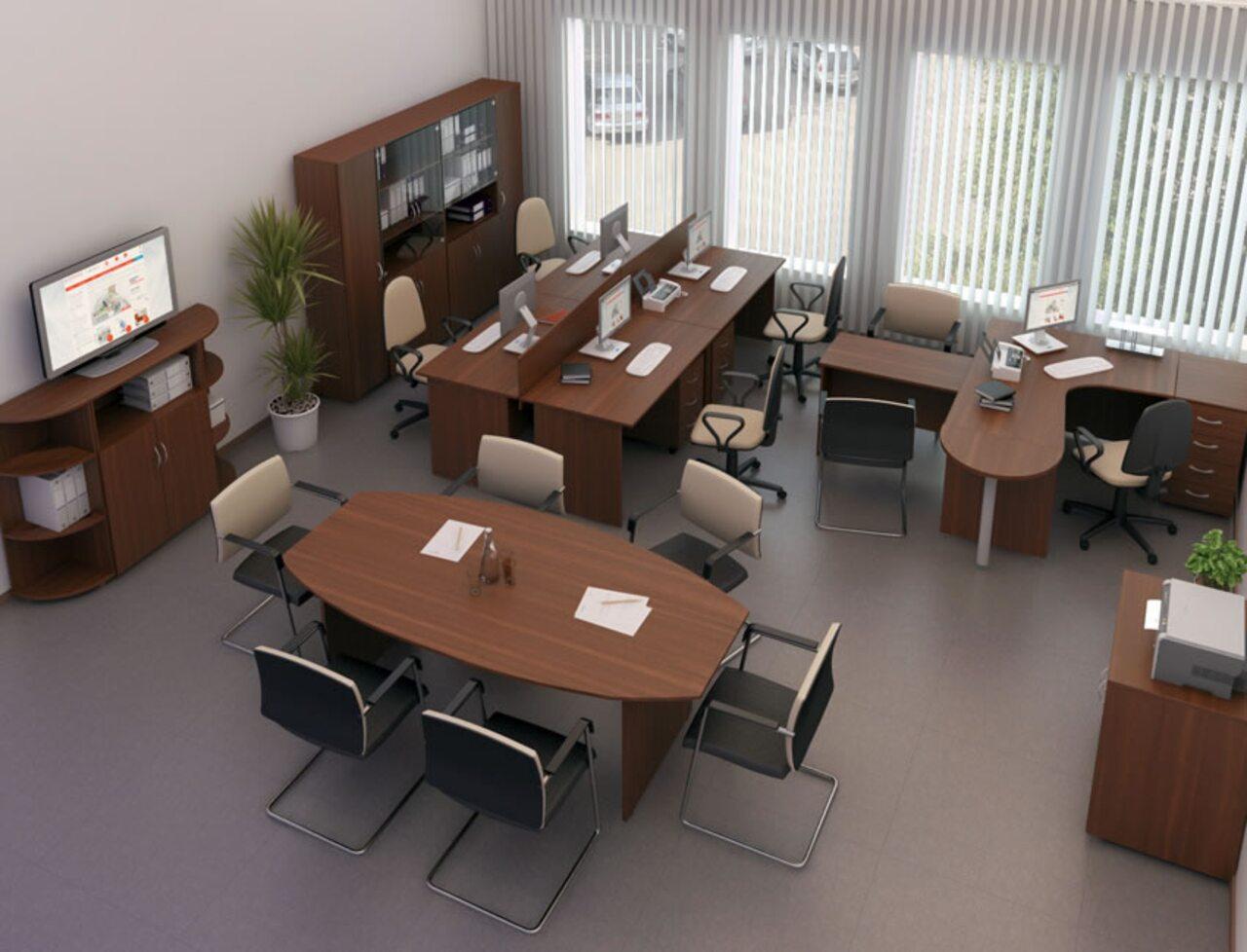 Стол для переговоров КОМФОРТ - фото 2