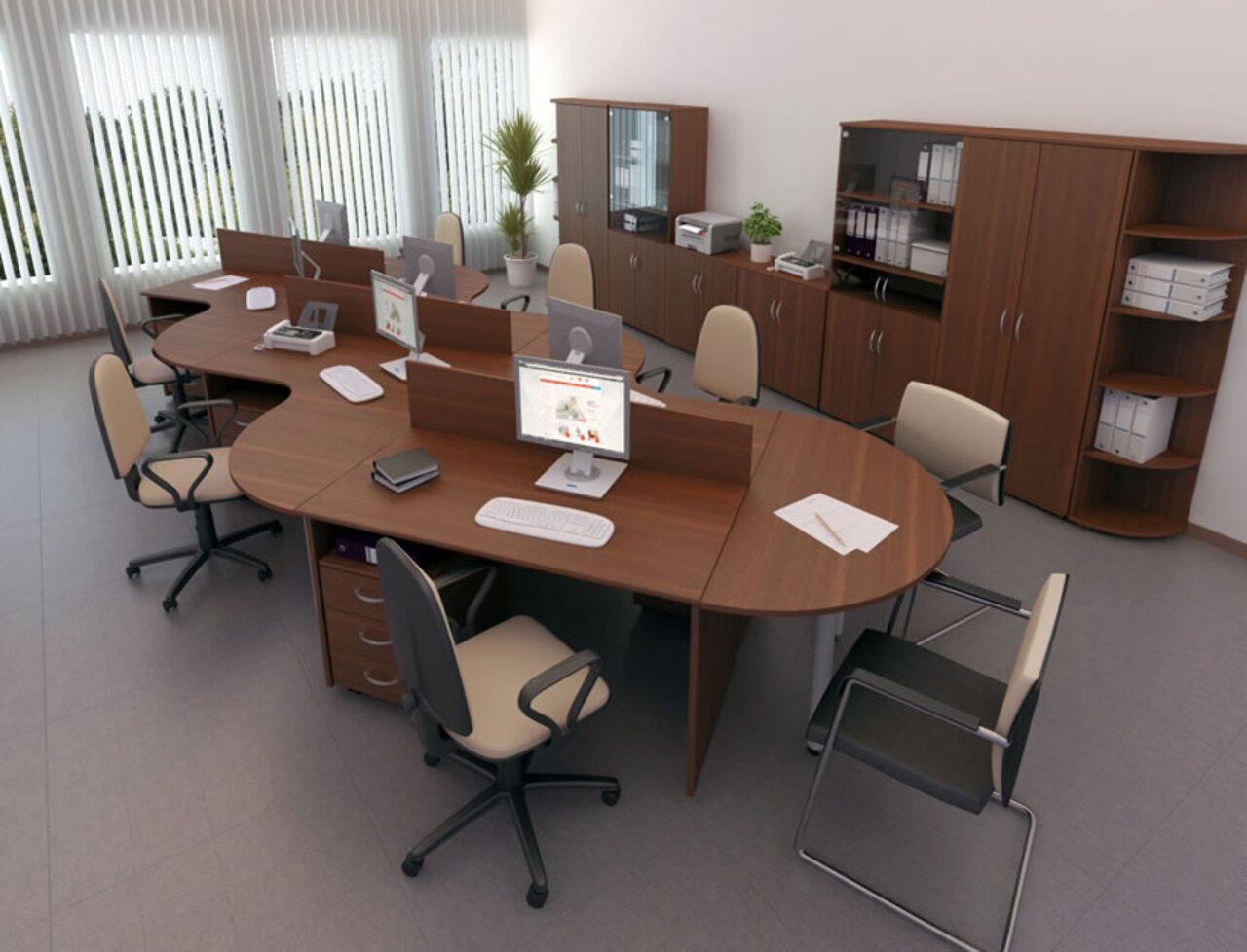 Стол для переговоров КОМФОРТ - фото 3