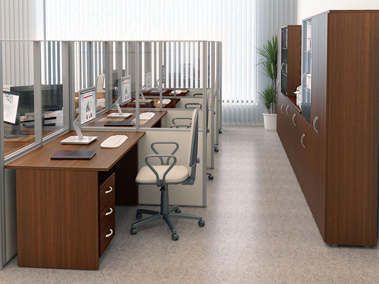 Мебель для персонала КОМФОРТ - фото 7
