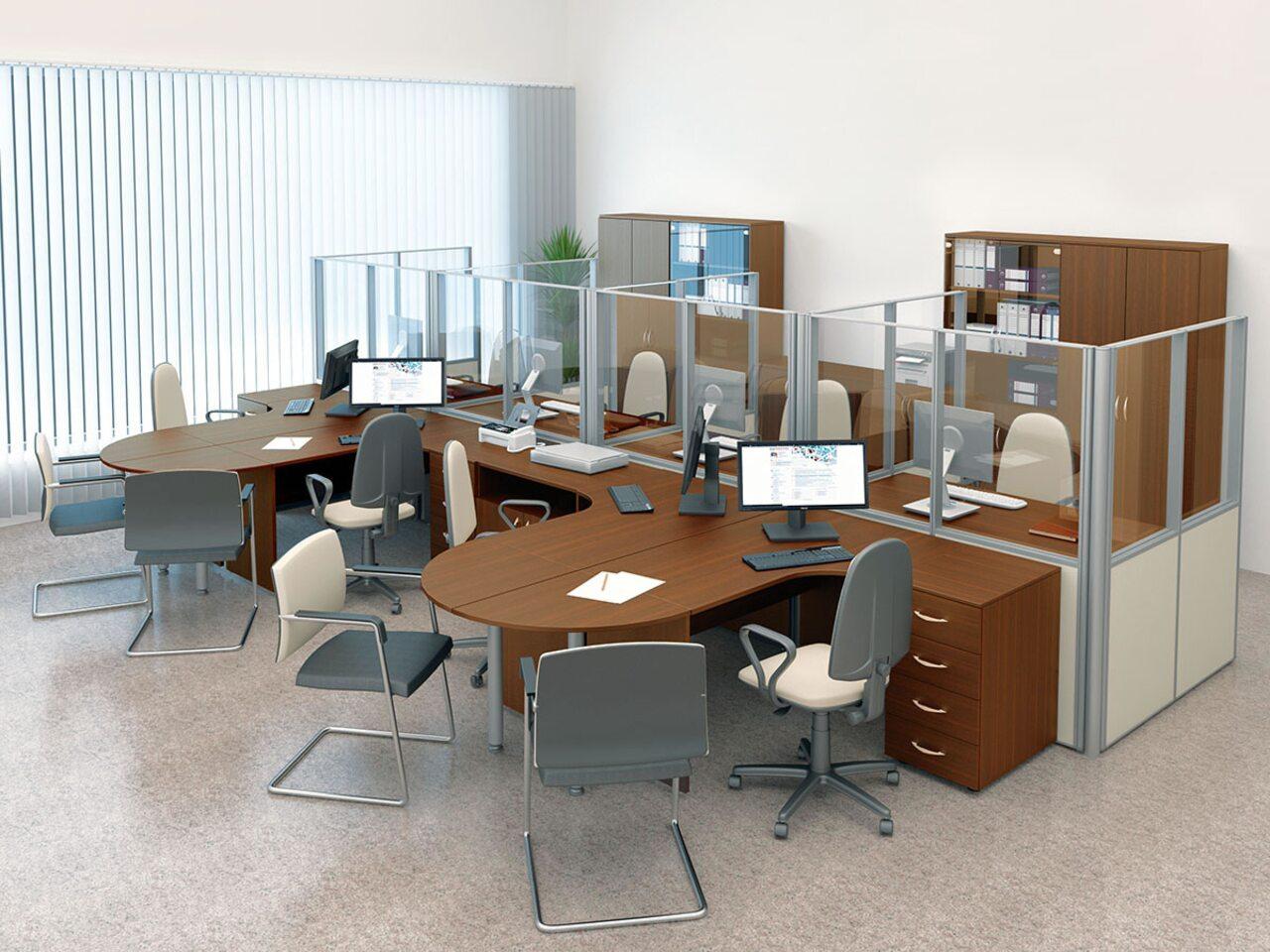 Мебель для персонала КОМФОРТ - фото 8