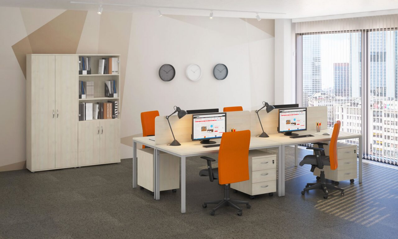 Мебель для персонала КОМФОРТ МП2 - фото 4
