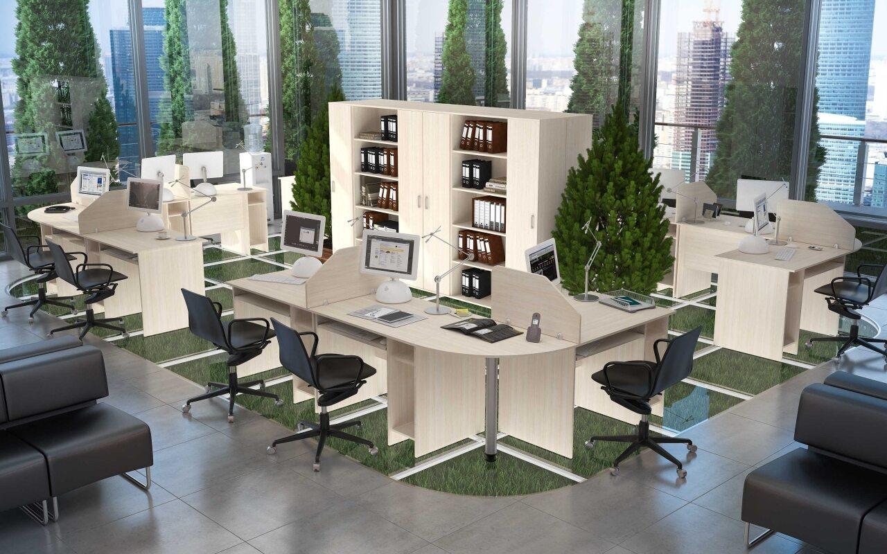 Мебель для персонала ЛАЙТ II - фото 4