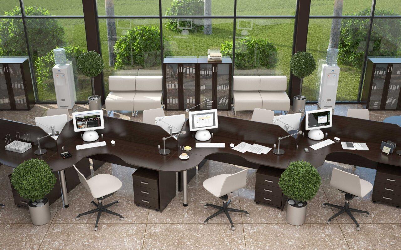 Мебель для персонала ЛАЙТ II - фото 3