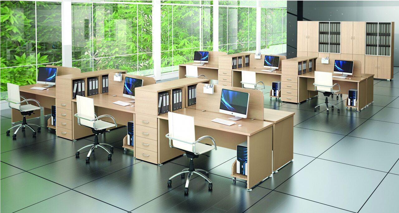 Мебель для персонала Модерн - фото 6