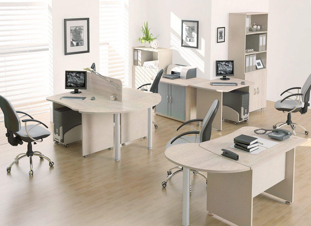 Мебель для персонала Модерн - фото 8